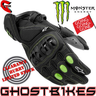 View Item Alpinestars M1 Motorcycle Gloves