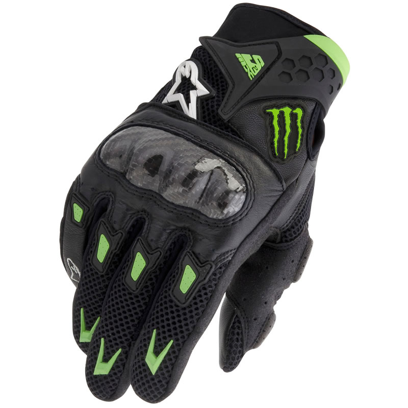 ALPINESTARS SMX-2 M10 AIR CARBONE MONSTER ENERGY COURT ...