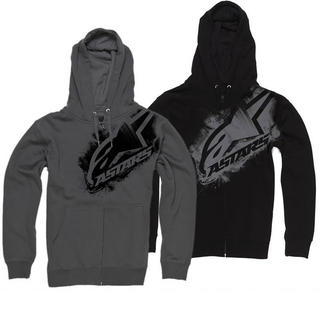 View Item Alpinestars Primer Zip Fleece Hoodie