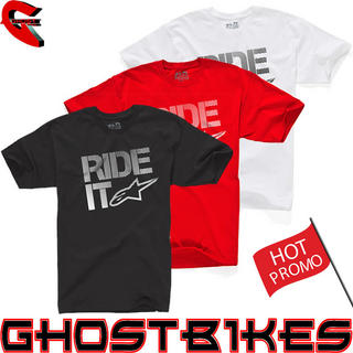 Alpinestars 2013 Ride It Tech Crew Neck T-Shirt