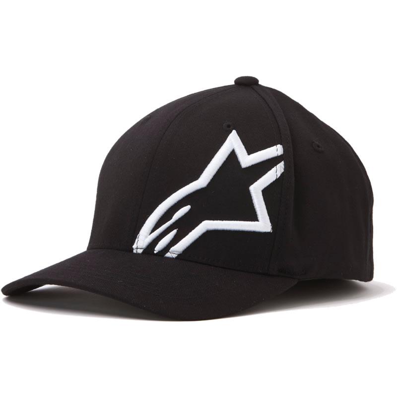ALPINESTARS 2013 GENUINE LOGO CORP SHIFT 2 FLEX FIT CAP