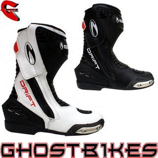 View Item Richa Drift Waterproof Motorcycle Boots