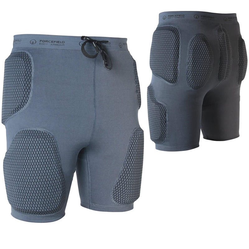 View Item Forcefield Action Shorts (Pro Armour)