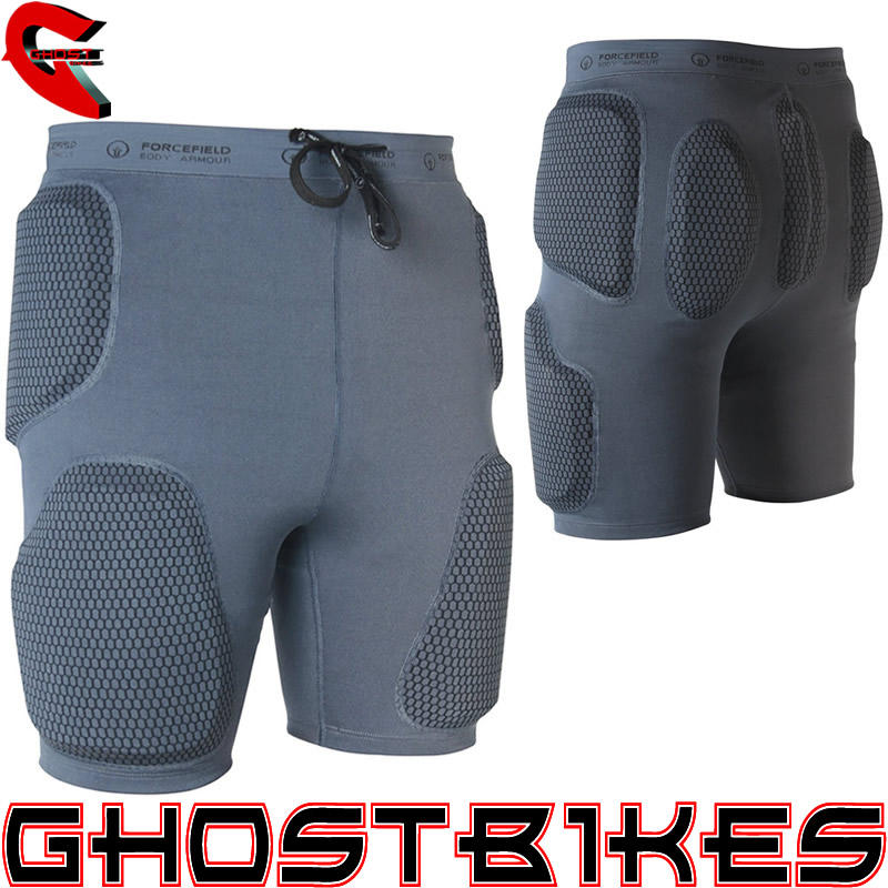 View Item Forcefield Action Shorts (Sports Armour)