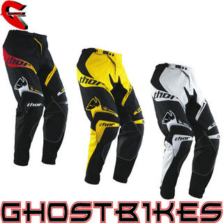 View Item Thor Core S13 Solid Motocross Pants