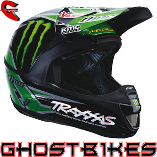View Item Thor Force Pro Circuit Monster Energy Motocross Helmet