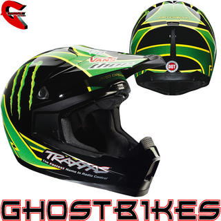 View Item Thor Quadrant Pro Circuit Monster Energy Helmet