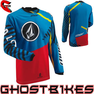 View Item Thor Phase S13 Youth Volcom Motocross Jersey