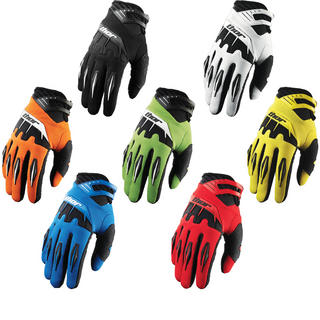 View Item Thor Spectrum S12 Youth Motocross Gloves