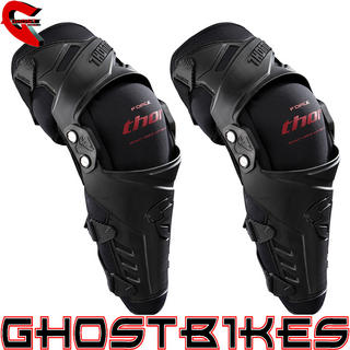 View Item Thor Force Motocross Knee Shin Guards