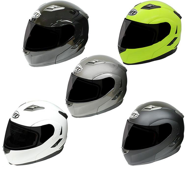 MT Flux Flip Front Motorcycle Helmet