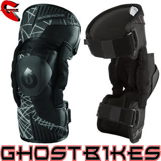 View Item SixSixOne Youth Cyclone Wired Knee Brace (Pair)