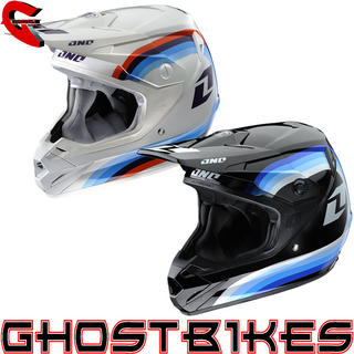 View Item One Industries Atom Beemer Motocross Helmet