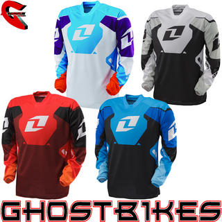 One Industries 2013 Carbon Motocross Jersey