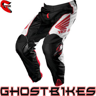 View Item One Industries 2013 Carbon Honda Motocross Pants