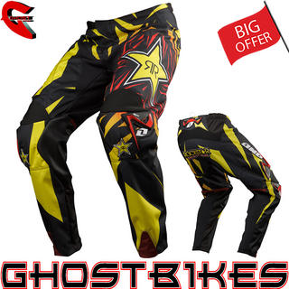 View Item One Industries 2013 Carbon Rockstar Motocross Pants