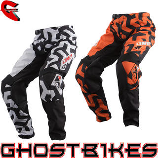 View Item One Industries 2013 Youth Carbon Labyrinth Motocross Pants