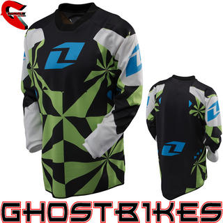 View Item One Industries 2013 Youth Carbon Hypno Motocross Jersey