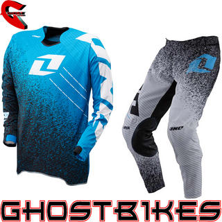 View Item One Industries 2013 Vapor Noise Black Motocross Kit