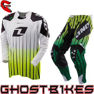 View Item One Industries 2013 Defcon Saber White Motocross Kit