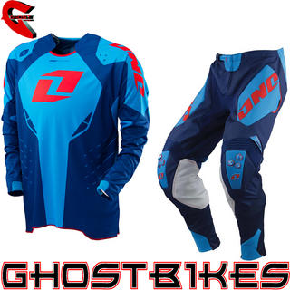 One Industries 2013 Defcon Navy Motocross Kit