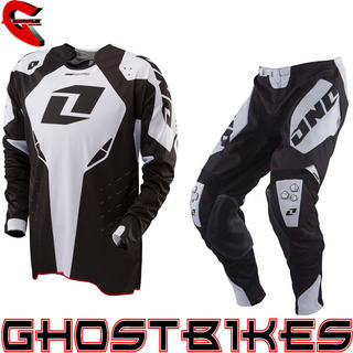 View Item One Industries 2013 Defcon Black Motocross Kit