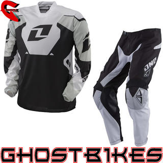 View Item One Industries 2013 Carbon Black Motocross Kit