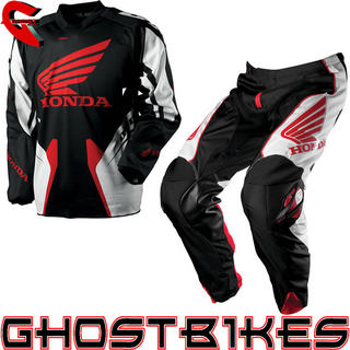 View Item One Industries 2013 Carbon Honda Red Motocross Kit