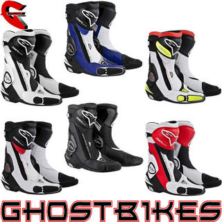 View Item Alpinestars 2013 S-MX Plus Motorcycle Boots