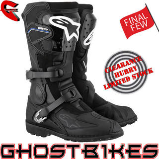 View Item Alpinestars Toucan Gore-Tex Motorcycle Boots