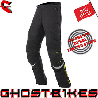 View Item Alpinestars New Land Gore-Tex Motorcycle Trousers