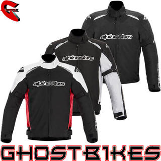 View Item Alpinestars Gunner Motorcycle Jacket