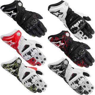 View Item Alpinestars 2013 GP Pro Motorcycle Gloves