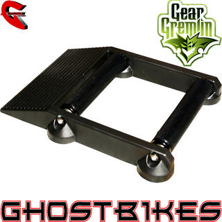 View Item Gear Gremlin Motorcycle Wheel Cleaning Ramp
