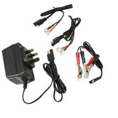 View Item Gear Gremlin 12V Motorcycle Battery Charger