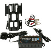 View Item Gear Gremlin Intelligent 12v Motorcycle Battery Charger