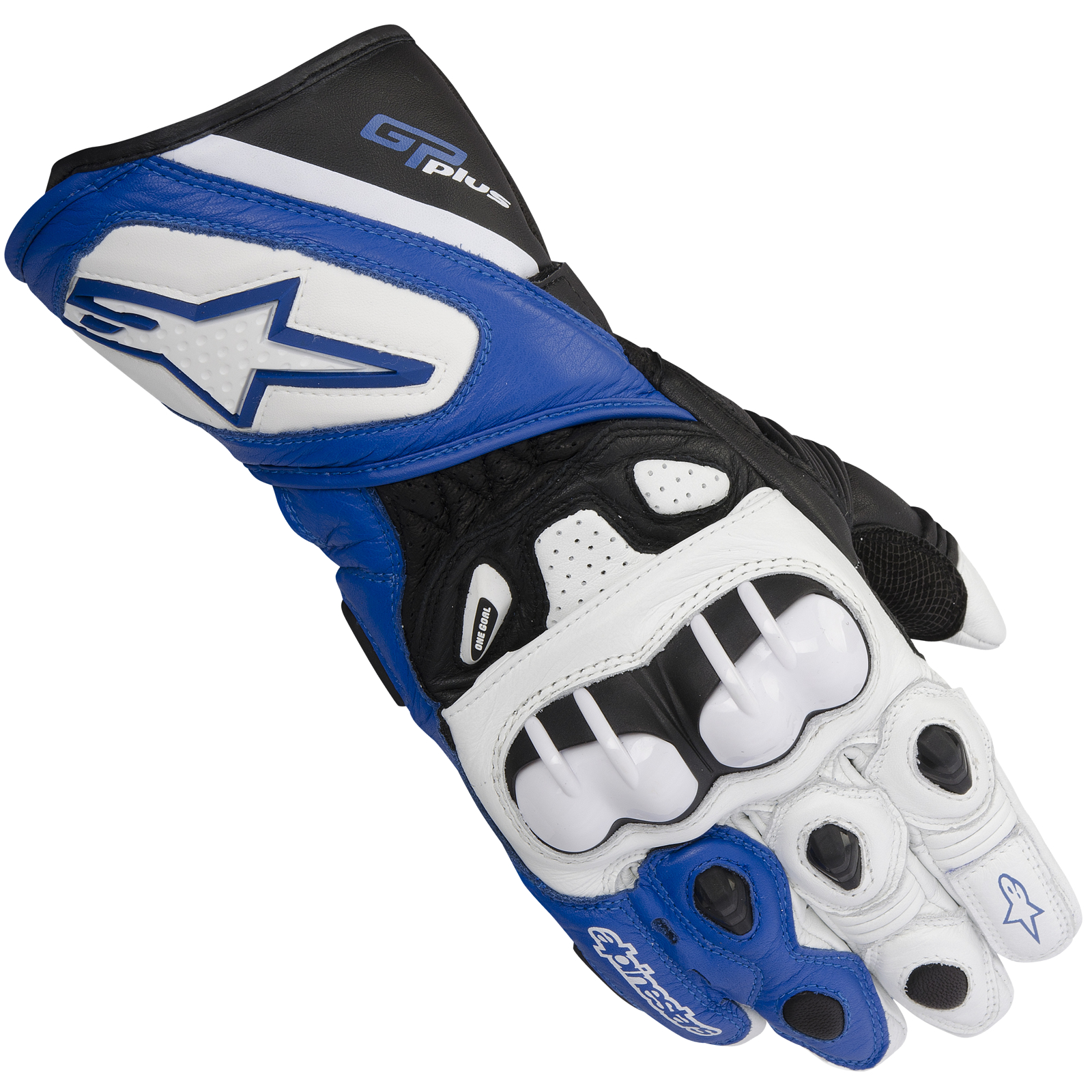 Alpinestar Motorcycle Gloves >> White And Blue Motorcycle Gloves | Review About Motors