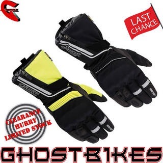 View Item Alpinestars 2013 Jet Road Gore-Tex Motorcycle Gloves