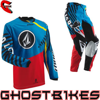 View Item Thor Phase S13 Youth Volcom Motocross Kit