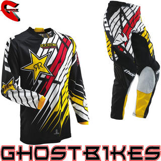 View Item Thor Phase S13 Youth Rockstar Motocross Kit