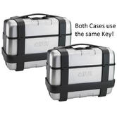 View Item Givi Trekker Monokey Case 33L (Pair) (TRK33PACK2)
