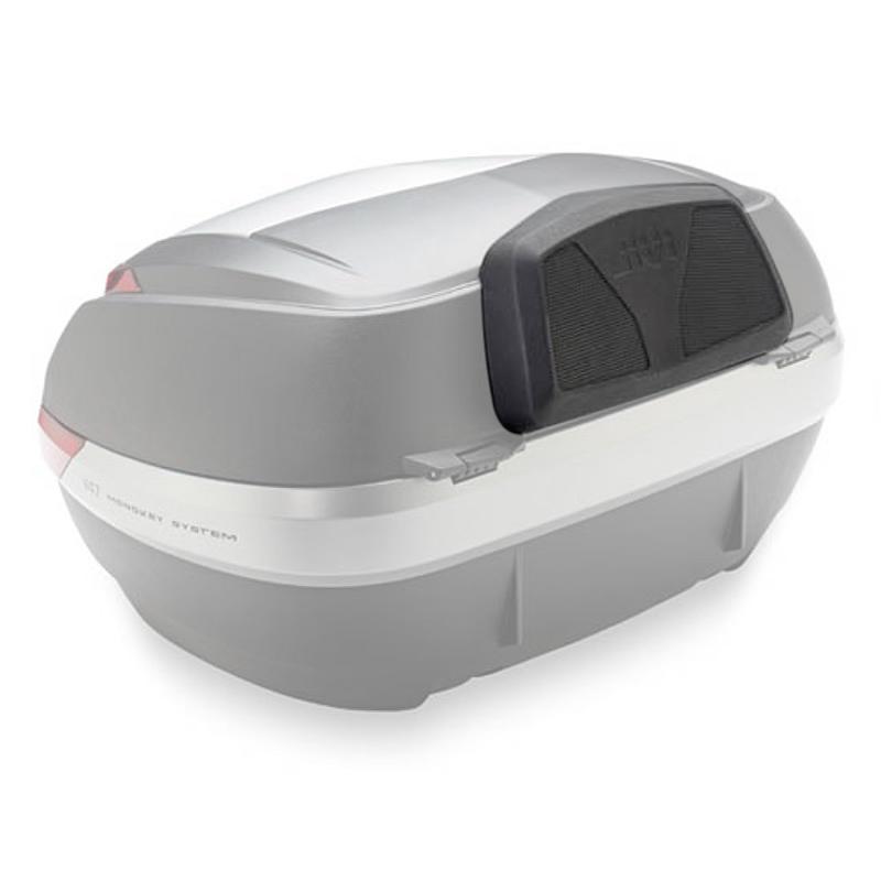 givi v47 topcase backrest e134 top cases. Black Bedroom Furniture Sets. Home Design Ideas
