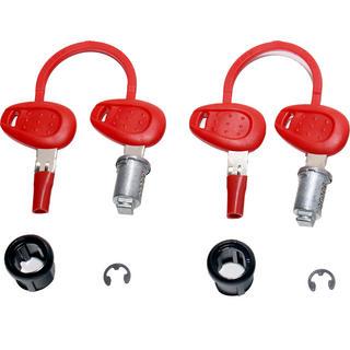 Givi Z227 2 Case Lock Barrel Key Kit