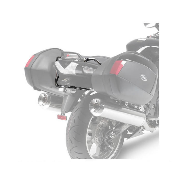 Givi V35 Pannier Rack - Kawasaki ZZR 1400 / ZX 14 (06 -11) (PLX446)