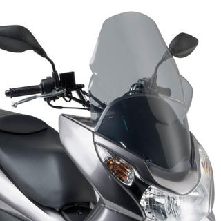 View Item Givi Motorcycle Screen Smoked - Honda PCX 125 10-12 (D322S)