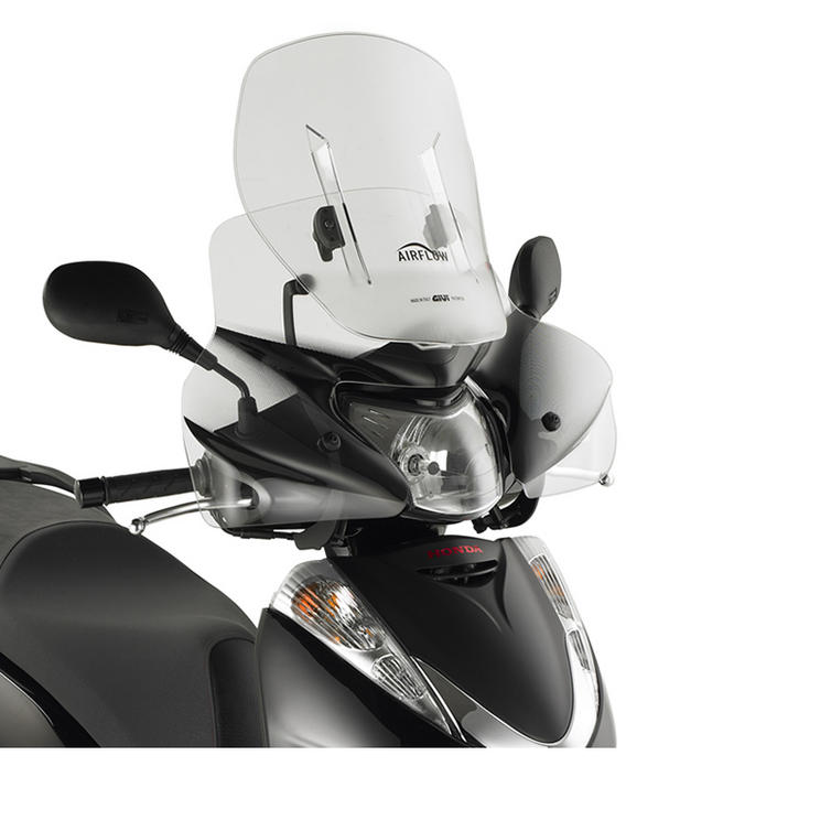 Givi Motorcycle Sliding Screen Clear - Honda SH 300I 07-10 (AF308)