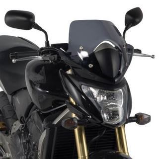 View Item Givi Motorcycle Screen Smoked - Honda CB 600 F Hornet ABS 07-10 (A310)