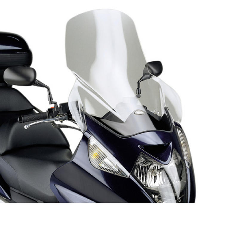 Givi Motorcycle Screen Clear - Honda Silverwing 400/600 (214DT)