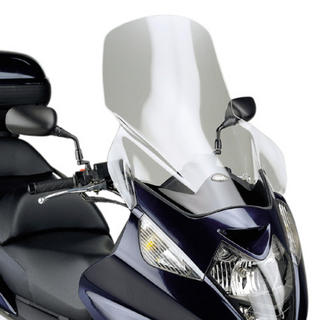 View Item Givi Motorcycle Screen Clear - Honda Silverwing 400/600 (214DT)