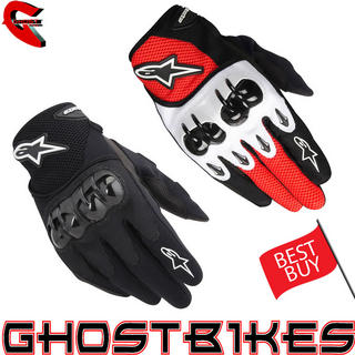 View Item Alpinestars 2013 Octane Hard Knuckle Motocross Gloves